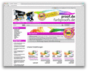 proof.de - Der Shop von Proof.de: Proof bestellen